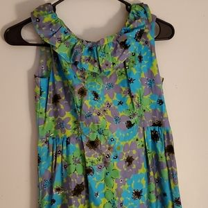 Vintage maxi dress size s.
